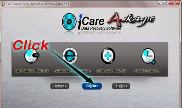 icare data recovery 5.1 license key