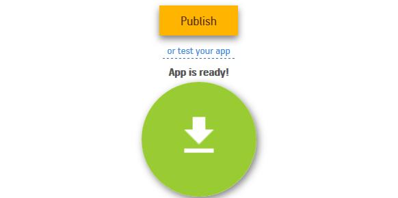 cara membuat aplikasi menggunakan appsgeyser