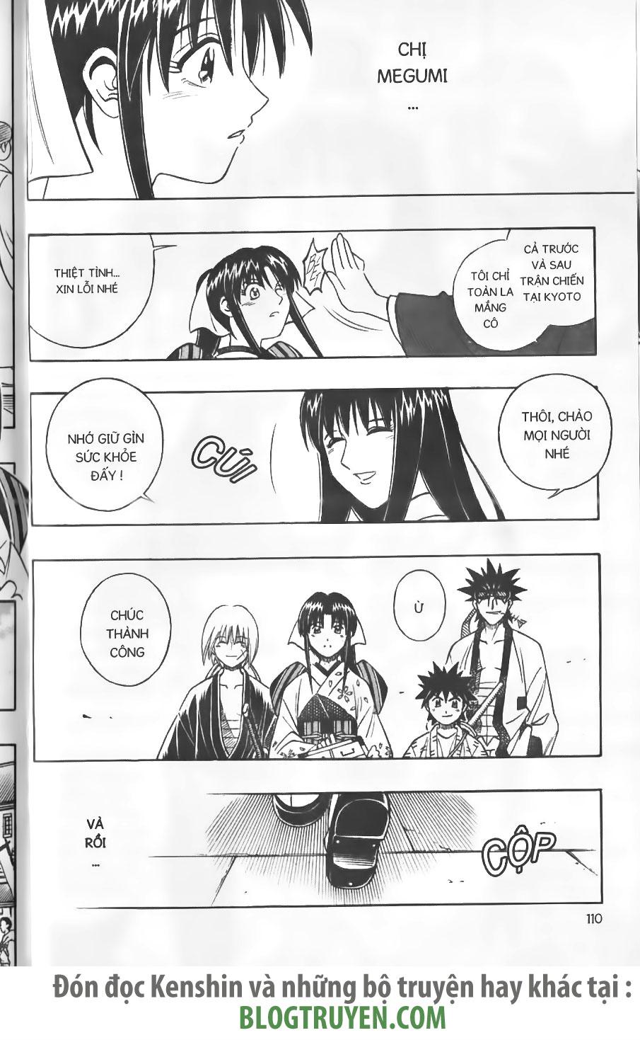 Rurouni Kenshin chap 253 trang 16