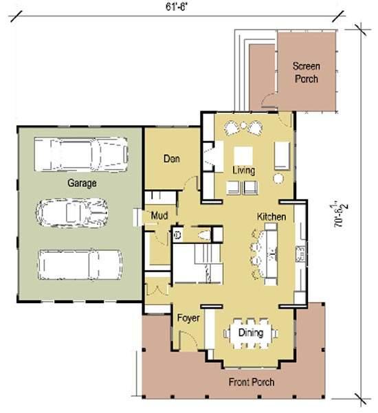 modern house floor plans  home design ideas  u home design