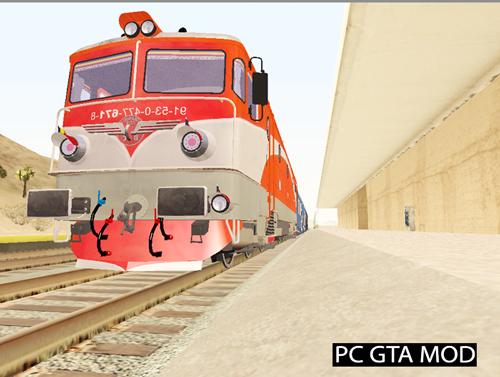 Free Download Le 6600kw Delfin Mod for GTA San Andreas.