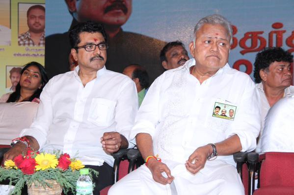 சரத்குமார், ராதாரவி நிரந்தர நீக்கம்: செயலாளர் விஷால்