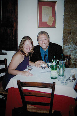 Angela and Joe Duea in Rome