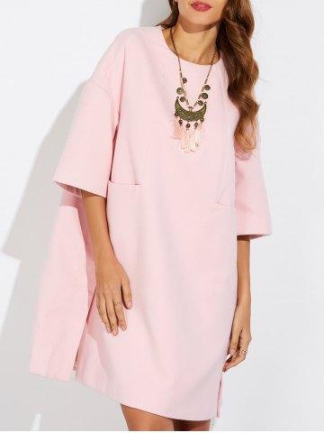 http://www.rosegal.com/casual-dresses/loose-side-slit-woolen-dress-876994.html
