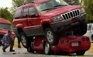 mobil tidak asuransi