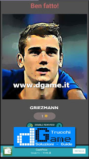 Soluzioni Guess The Football Player livello 4