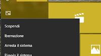 Tutti i modi di spegnere Windows