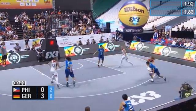Livestream List: Perlas Pilipinas vs Germany June 8 FIBA 3x3 World Cup