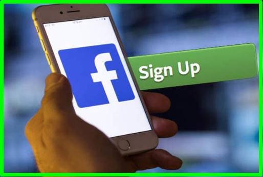 Open Facebook Account