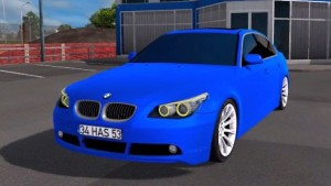 BMW 5 Series E60 Pack updated