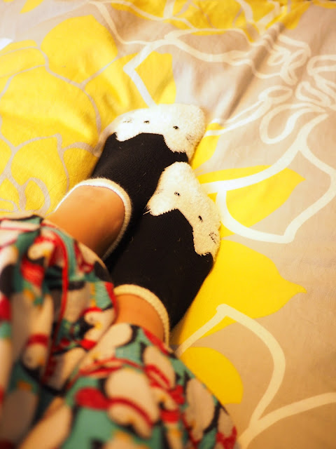Pajamas and Socks, Forever 21