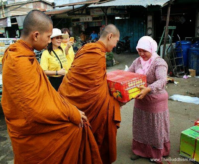 Wirathu, Lihatlah Beginilah Balasan Biksu Budha Kepada Umat Islam Dunia