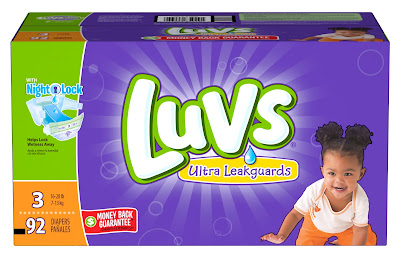 Save Big On Luvs Diapers With Ibotta + Win $100 AmEx GC #SharetheLuv