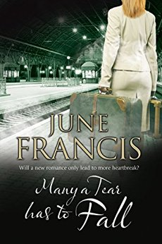 Many a Tear Has to Fall : A Family Saga Set in 1950s' Liverpool