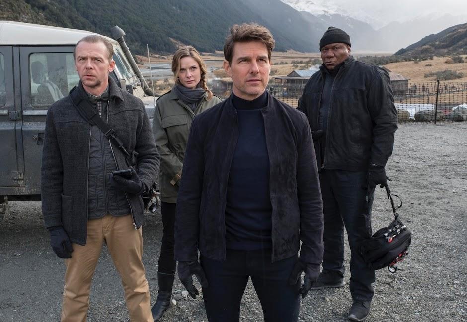 """Christopher McQuarrie vai dirigir as duas próximas sequências de """"Missão: Impossível"""""""