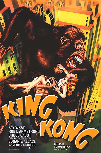 Adventures Into Mystery Collectibles King Kong 1933