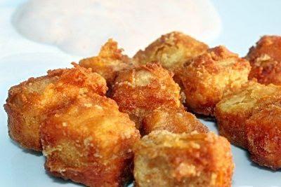 WeekN'Yummy: Begini Nih, Cara Bikin Homestyle Nugget Tahu, bawang goreng indomaret