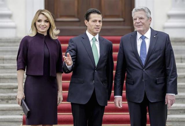 Alemania dice que en México el Crimen organizado es el Gobierno de Peña Nieto