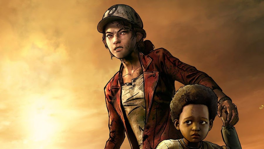 telltale walking dead final season clementine and aj