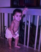 Anupama Parameswaran Childhood Photos HeyAndhra