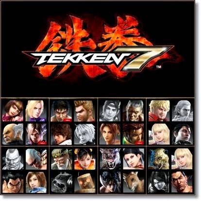 Free Download tekken 7 PC Games For Windows 7/8//10/XP