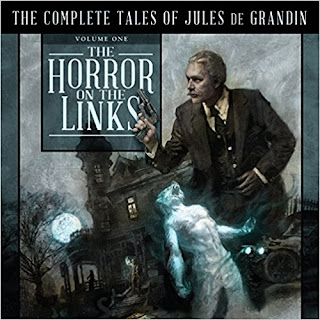 Horror on the Links Audible