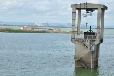 Resultado de imagem para fotos da barragem do açu