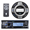 Sony DSXMS60 Marine Boat MP3 USB iPod iPhone Radio Receiver RMX60M Wired Remote