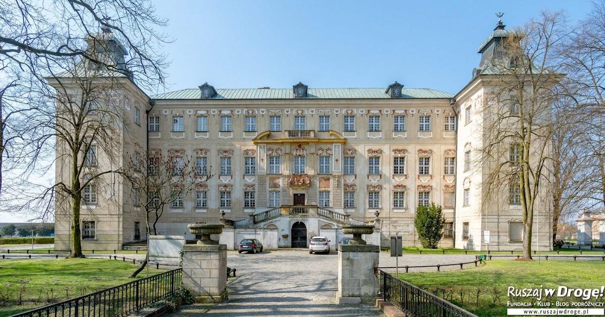 Wielkopolska Nieoczywista - Zamek w Rydzynie
