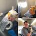 ΜΕ ΜΑΣΚΑ ΟΞΥΓΟΝΟΥ! Σώθηκε σκύλος σε πτήση...
