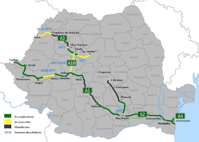 Am Pitici Pe Creier: Planul Autostrada