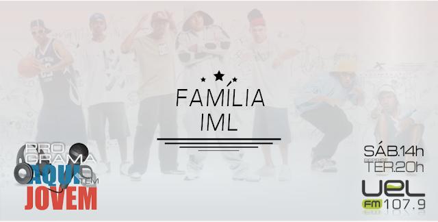 Família IML, hip hop, rap, leandro palmeirah