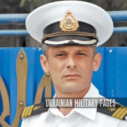 Капітан 3 рангу Володимир Грабинський - Ukrainian Military Pages