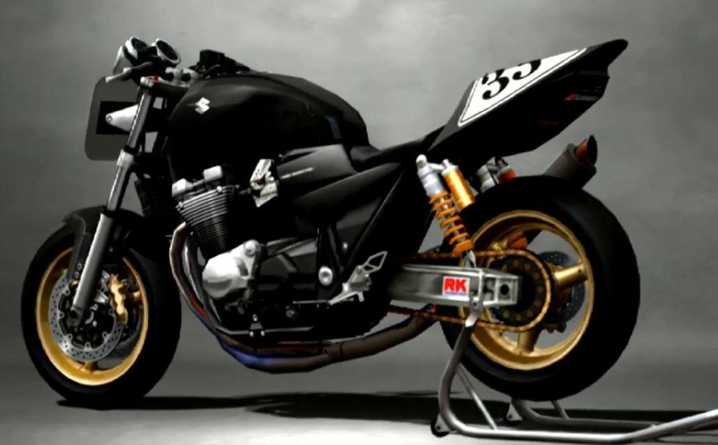 Suzuki GSX 1400 2004 Racing Modify