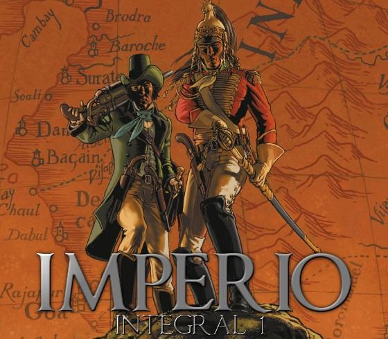 Imperio: Integral 1, de Jean-Pierre Pécau e Igor Kordey