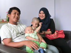 Kiddos dan Uncle Daus & Aunty Maryam