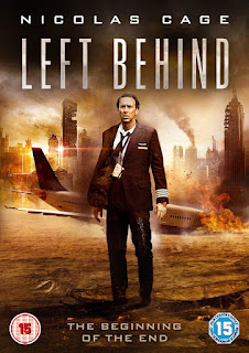 Left Behind - Visione cinematografica