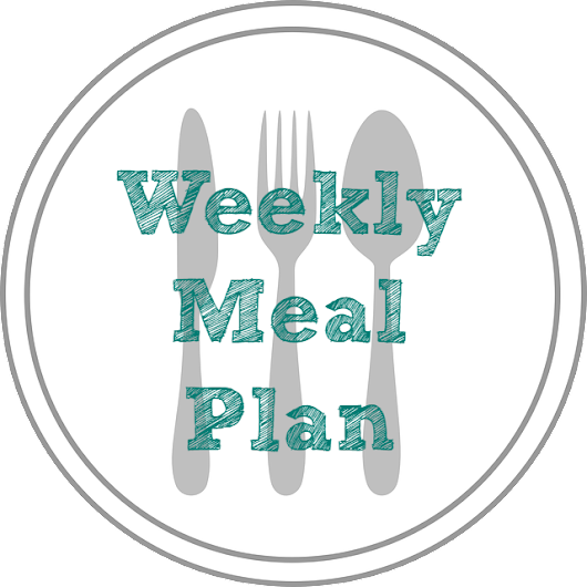 Our Weekly Menu | August 15th