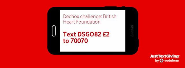 March 2016: Dechox Challenge