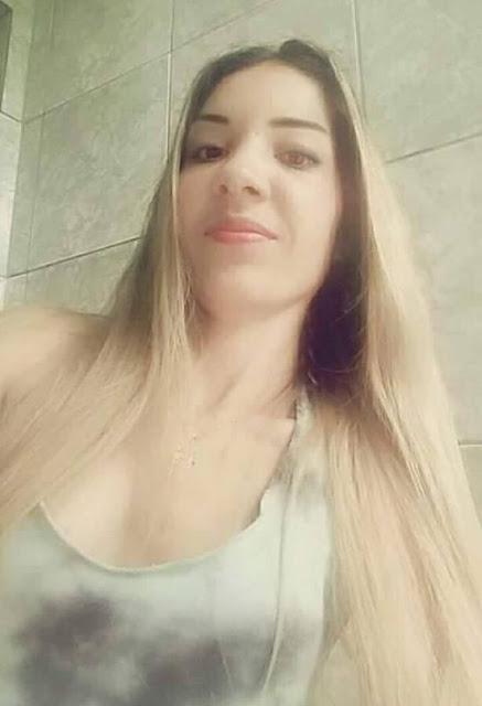 Janaína Ferreira Desaparecida em Cajati neste 11/04