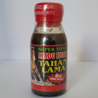 super tonik, madu kuat