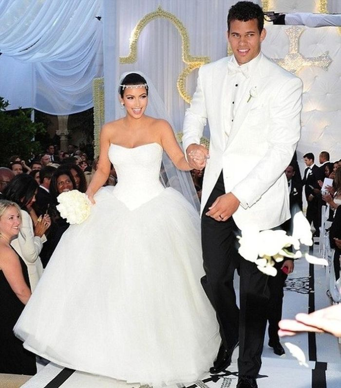 Before Her Wedding Kim Kardashian Said That Marriage Process Must Enter Into The History Of Weddings United States What Is Really There
