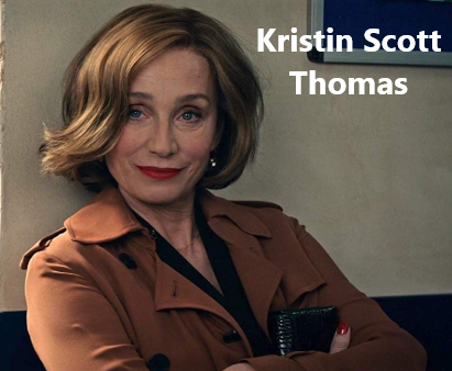 Kristin Scott Thomas: New President of France's Cesar Awards