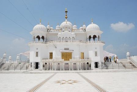 Anandpur Sahib in Punjab
