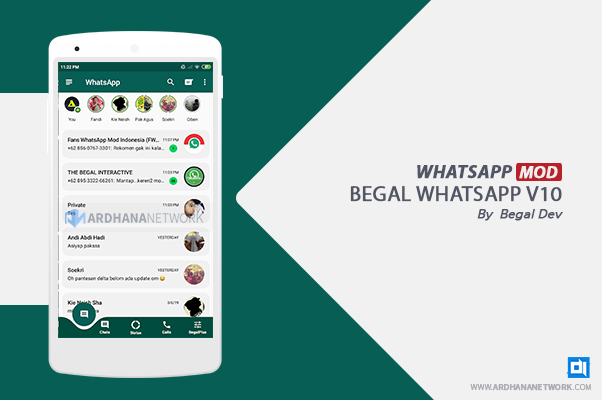 Begal Whatsapp V10 By Begal Dev