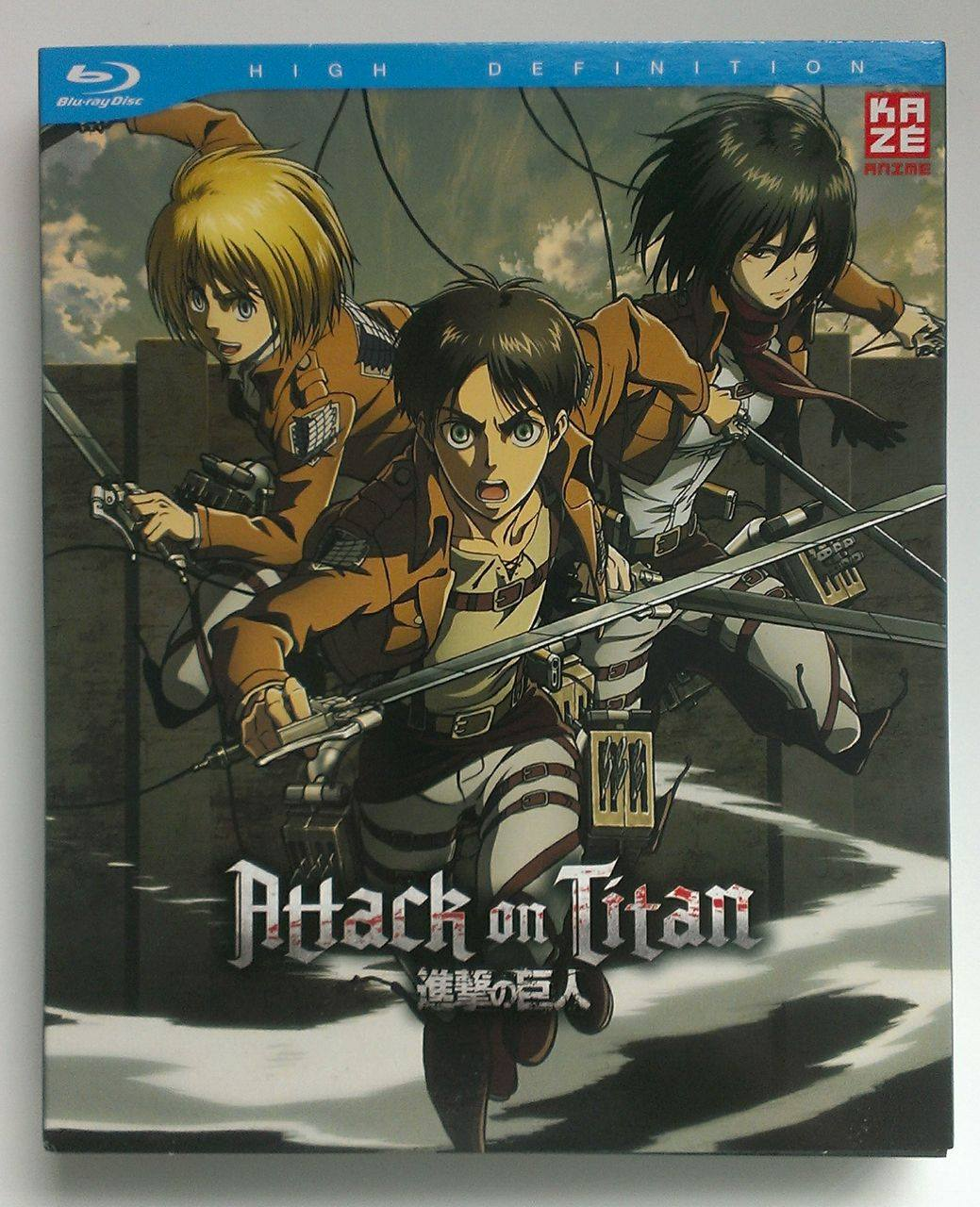 We Love Japan: Review: Attack On Titan