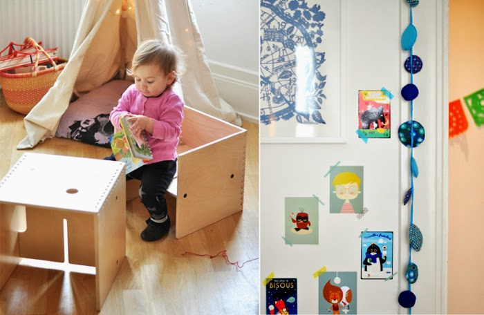 children room  in sweden