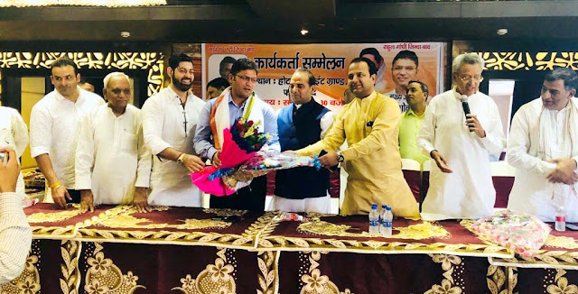 press-conference-dr-ashok-tanwar-faridabad