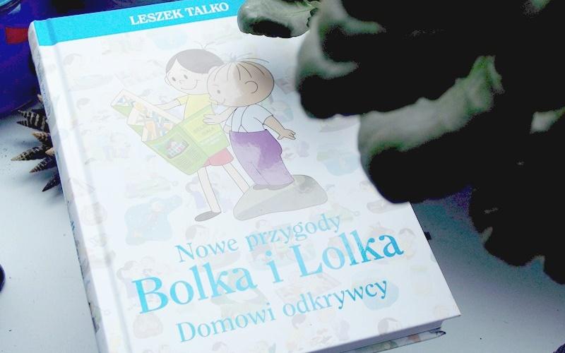 Bolek i Lolek. Domowi odkrywcy