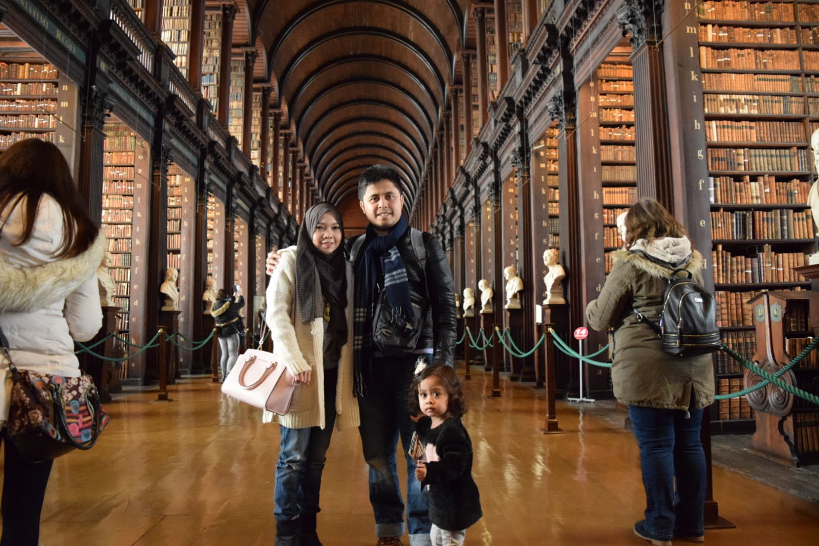 Book of Kells,Dublin  (March 2016)